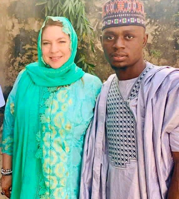 Older Oyibo Wife