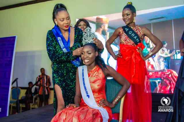 Miss Goodwill Ambassador Africa
