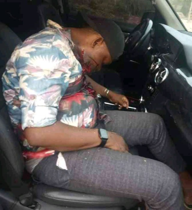 Tears As Suspected Cultist Axe Polytechnic Student to Death in Cold Blood
