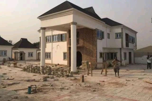 Check Out Photos of Sunday Igboho's Wives, Children, and Multi-million Naira Estate In Ibadan