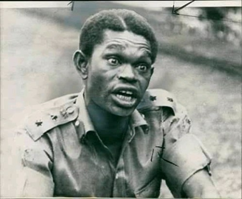 Nigerian Soldier Executed for Killing An Unarmed Boy - The Story of Lt Macaulay Lamurde
