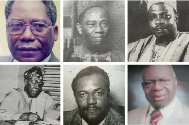 Meet The 7 Richest Yoruba Men Before Independence