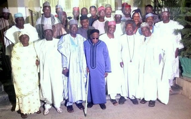 MUST-READ: Northern Elders Forum Allegedly Reveal Those That Are Plotting To Divide Nigeria