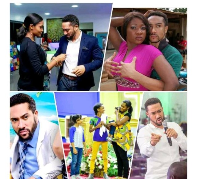 Remember The Ghanaian Actor Who Quit Acting To Become A Pastor? See Photos Of His Wife And Kids