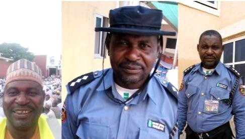 EXPOSED: See the Identity Of Kano Hisbah Commander Caught Pant Down With Married Woman