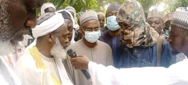 BREAKING: Bandits Release Abducted Kagara Students To Islamic Cleric, Sheikh Gumi
