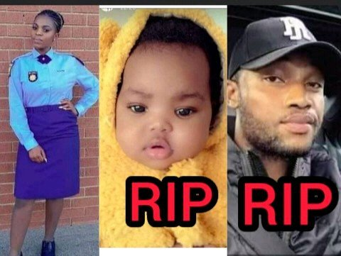 This Female Police Officer Killed Her Baby and Baby Daddy Then Shot Herself, See What Happened (Details)