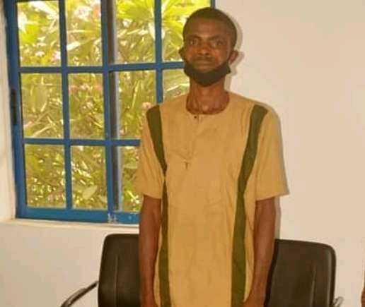Meet The Igbo Man Who Kidnapped Two Kids For S*xual Satisfaction And Child Labour