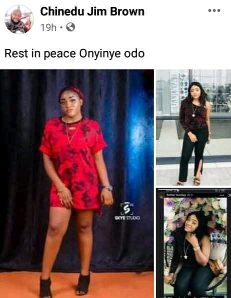 OH NO SO SAD!!! Beautiful Lady Killed In A Gas Explosion At Work