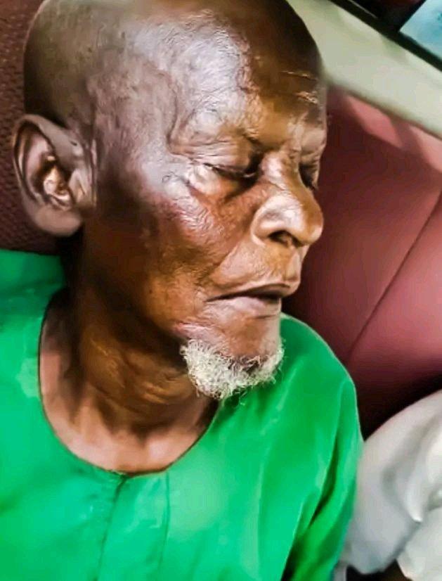 (VIDEO) Jubilation As OPC Successfully Captured Iskilu Wakili, The Notorious Fulani Warlord In Oyo