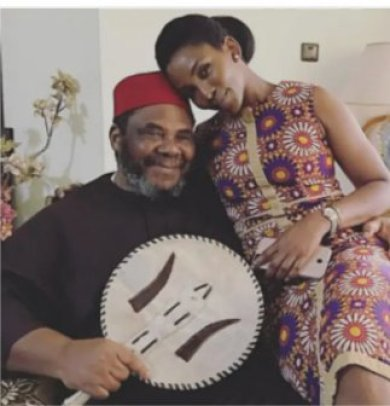AWESOME! See What Genevieve Nnaji Did With Pete Edochie On His 74th Birthday