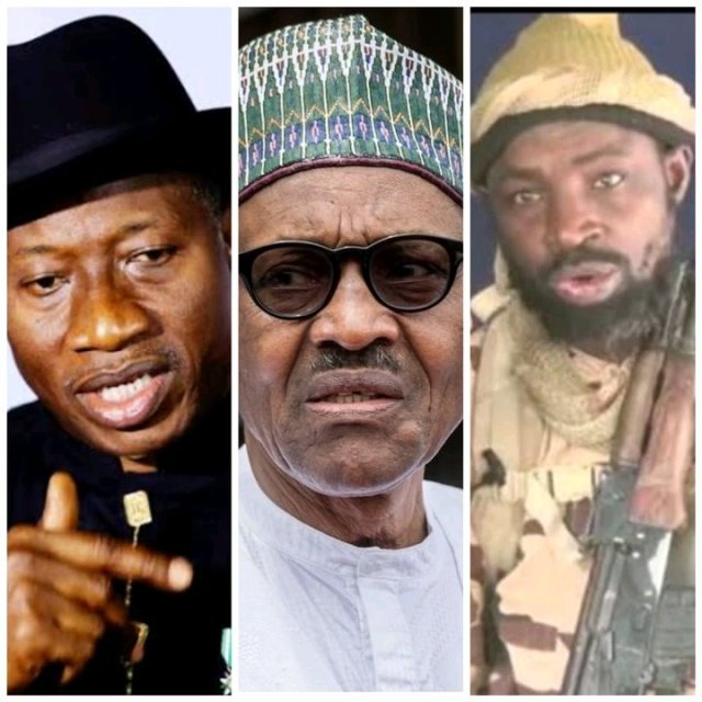 EXPOSED!!! See What Jonathan Allegedly Wanted To Do To Fight Insurgents In Nigeria, But Buhari Later Terminated It