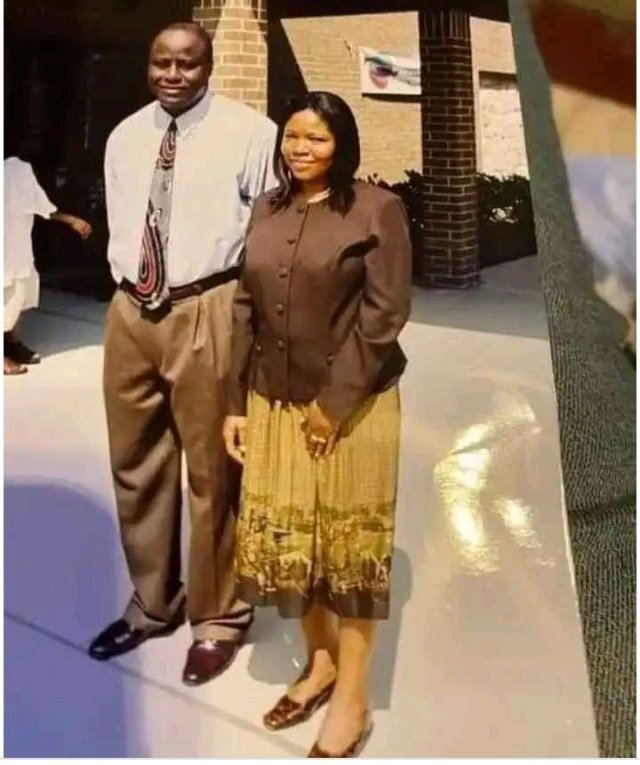 TRAGEDY!!! See the US Based Nigerian Doctor Who Shot His Wife Dead and Tried To Kill Himself