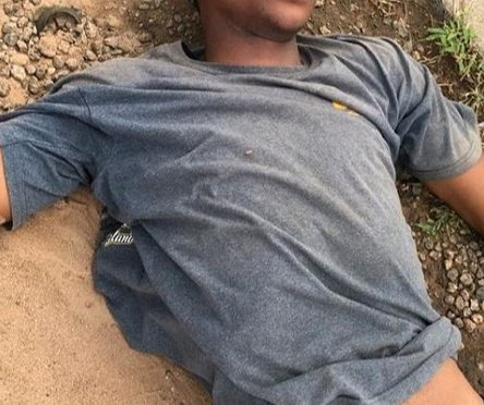 HORROR!! Fulani Herdsmen Goes Berserk, Tie Oyo Farmer To Tree Before Cutting Him With Machete