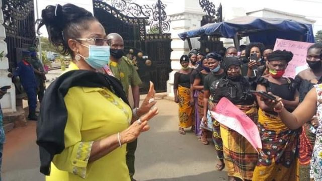 The Story Behind the Recent Protest Against the Law by Nkerehi Women