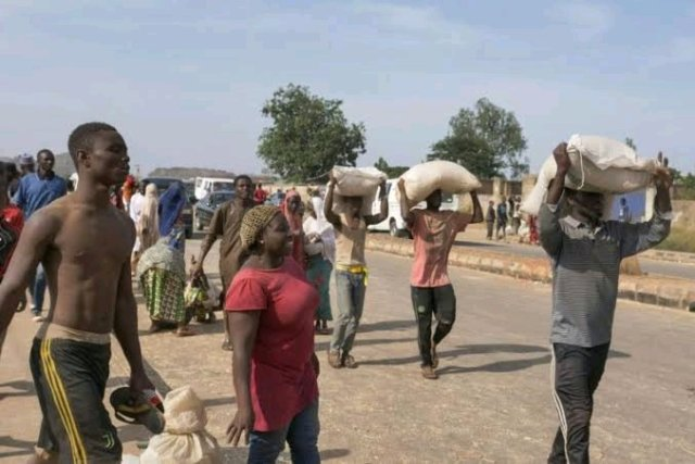 Northerners Allegedly Begin Diversion Of Food Items To Niger And Cameroon