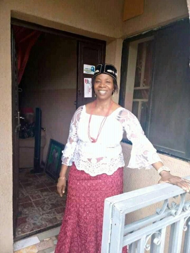 Sad! Meet The Beautiful Wife and Children of Late Nollywood Actor Bruno Who Just Died