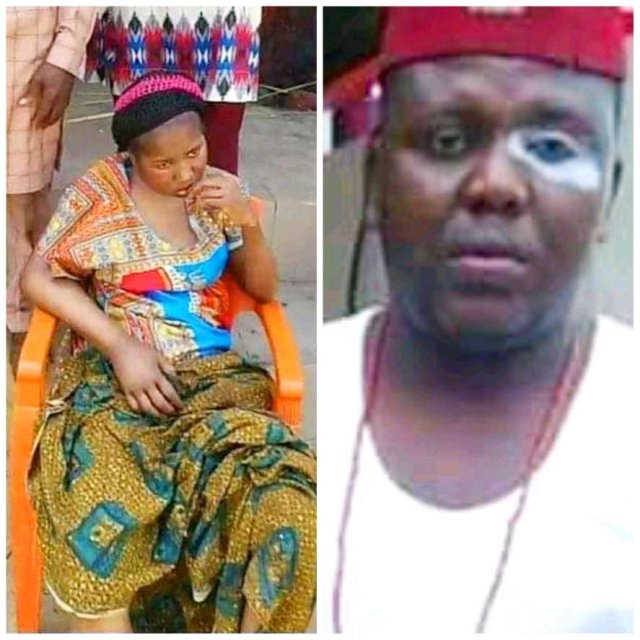After Giving Ada Jesus 100k To Prove He Has Forgiven Her, See What Chi Marine Said About Her Fate