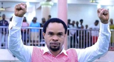 """Controversial Pastor Odumeje A.K.A """"Idaboski"""" Arrested By The Police, What He Did Will Shock You"""