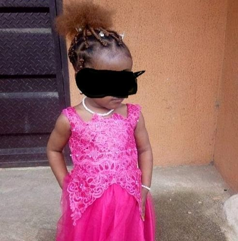 The 12-year-old Girl Terrorizing Abia Community Has Finally Been Nabbed By Villagers