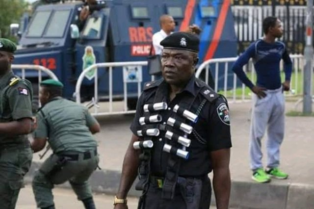More Violence!!! Police Officer Stabbed To Death By ISM Protesters In Abuja