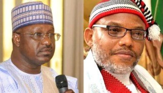 JUST IN: Nnamdi Kanu Release Tape that Alleged That Ahmad Gulak Was Murdered By Buhari's Appointee