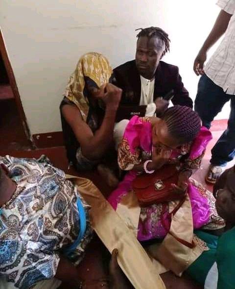 ENDTIME!!! See the Faces of 100 Men Arrested for Attending Secret Gay Wedding