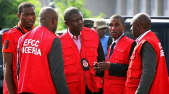 See the Yahoo Yahoo Father and Son Arrested By EFCC For Internet Fraud