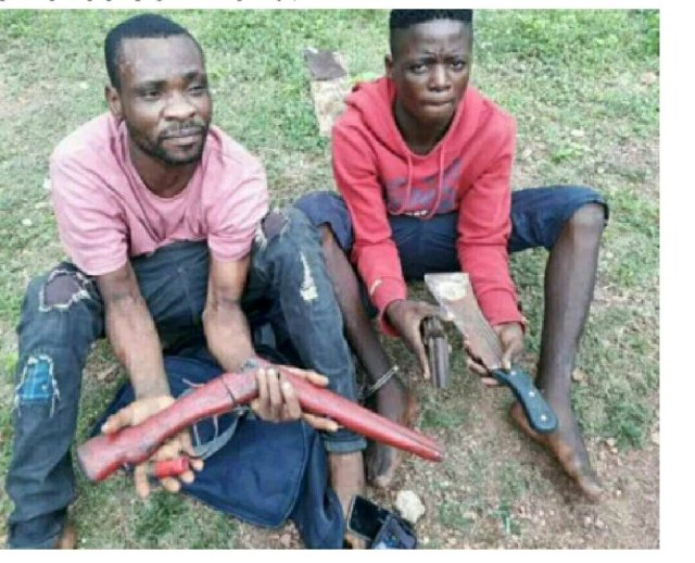 See The Faces Of The Black Axe Members Who Killed A Guy And His Girlfriend In School