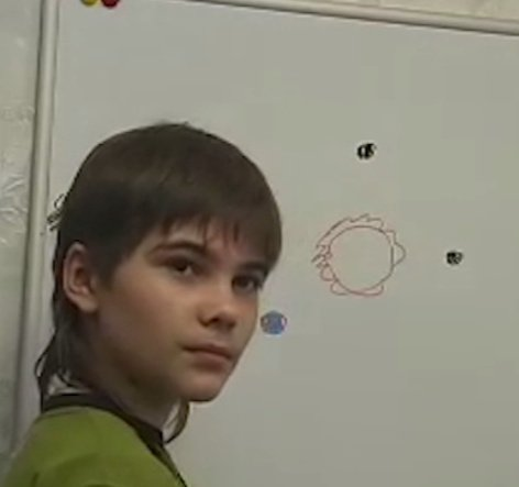 Meet the Boy Who Came From Mars and Has Predicted How the World Will End Soon