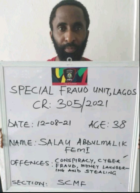SEE The Face Of The Man That Hacked Into A Nigerian Bank And Stole N1.87b