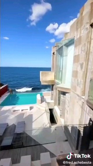 Check Out The £8m Ocean-front 'fortress' of Bitcoin Tycoon - Fred Schebesta, Who's Worth Over £100m