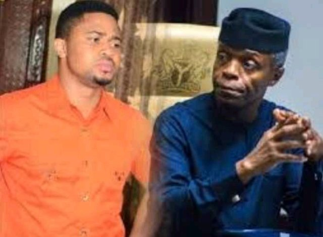 10 Months After Begging Yemi Osinbajo For Food To Eat, See How This Nollywood Actor Michael Godson Looks Now