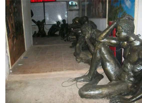 Do You Know That Late Victor Uwaifo Who Claimed To Have Seen A Mermaid, Has A Sculpture Of It?