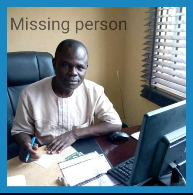 ATTENTION!!! Mission Person, Please Help Us Find Him