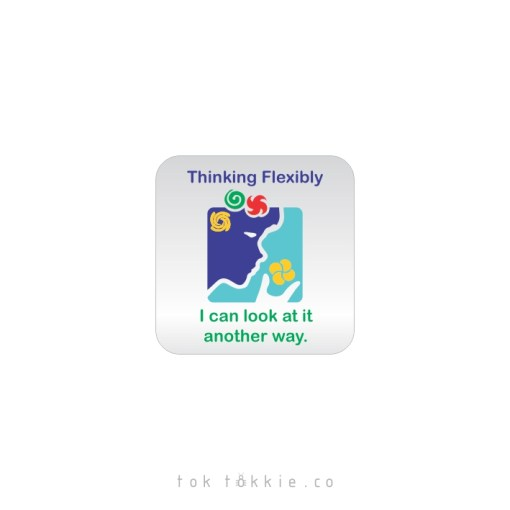 tok tokkie Teachers HOM Labels – Thinking Flexibly