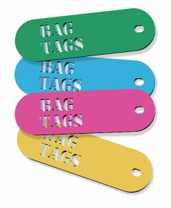 School Bag Tags