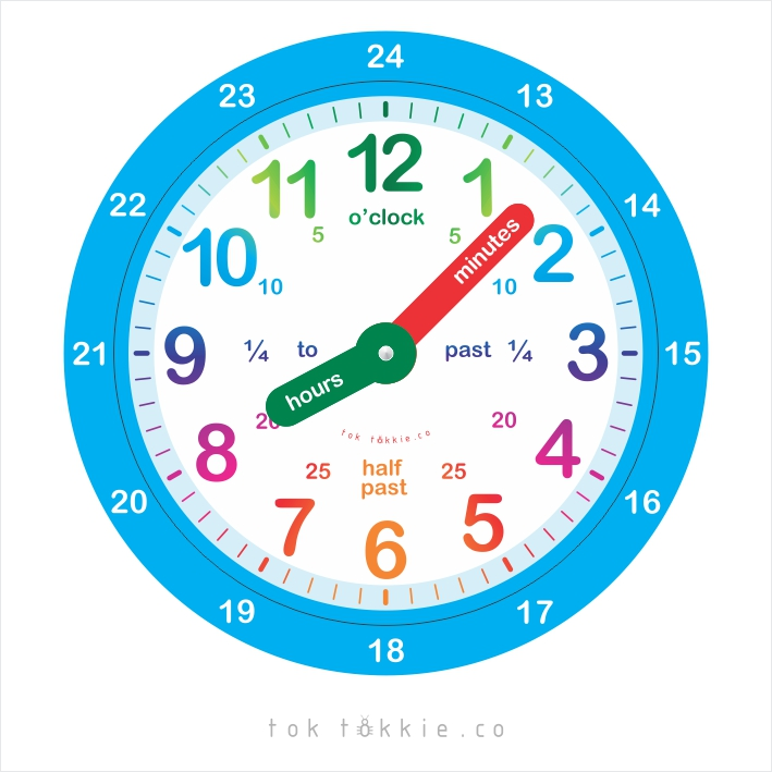 Magnetic clocks work really well in all classrooms, this is a great gift for any teacher. This image was taken in Johannesburg South Africa