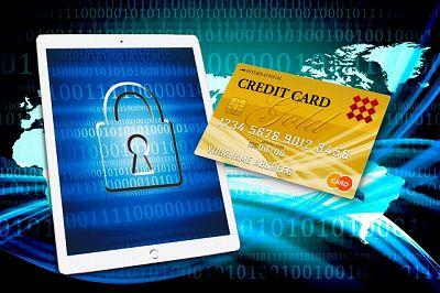 クレジットカードのQRコード@支払い