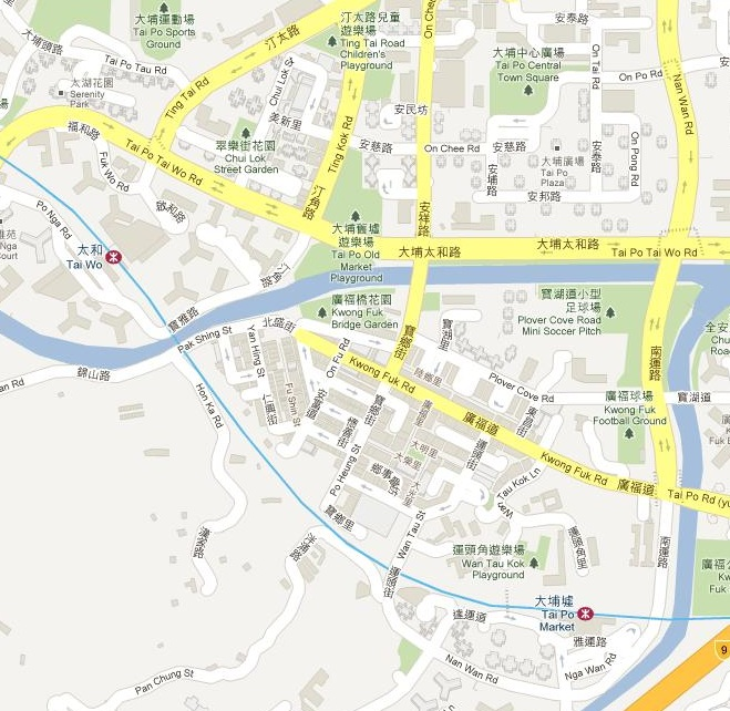 NTE-大埔市