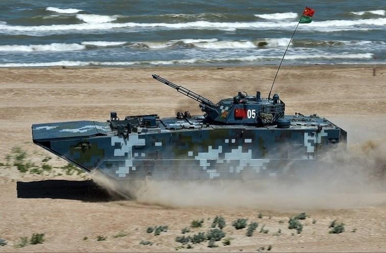 Chinese Marine ZBD-05