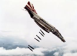 fighting plane vietnam war