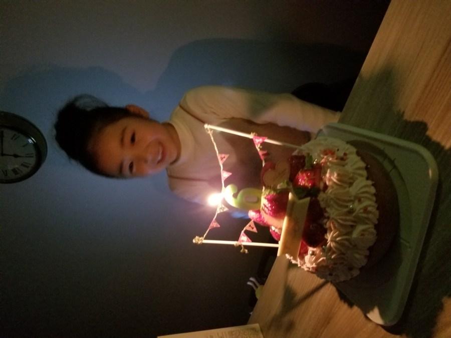 【パパと一緒にチョキチョキ屋さんをやりたい】小さなアシスタントの誕生日会 国分寺 美容室 LAND