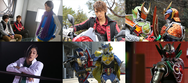 Next Week On Kamen Rider Gaim: Episode 19