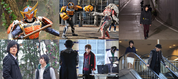 Next Week On Kamen Rider Gaim Episode 20