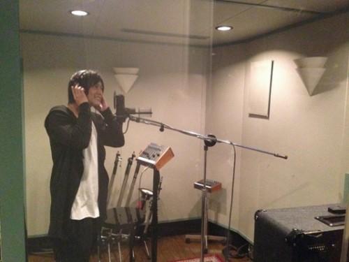 Gaku Sano Sings Solo for ToQger vs Kamen Rider Gaim Spring Special