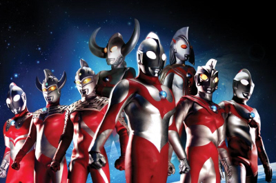 Ultraman Book Banned Due to 'Public Safety' Concerns