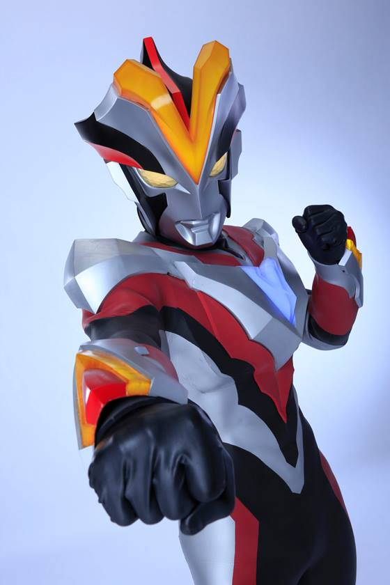 Ultraman Ginga S – First Images & Sakamoto Attached