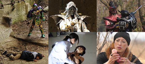 Next Week on Kamen Rider Gaim: Episode 27