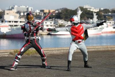 Kamen Rider Wars 1